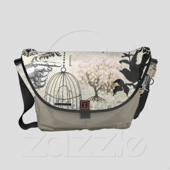Rickshaw Messenger Bag