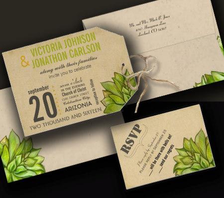 succulent-kraft-paper