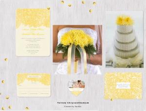 inspiration-board-yellow-chrysanthemum
